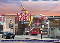 Historische Motels USA (Wandkalender 2019 DIN A2 quer) - Produktdetailbild 7