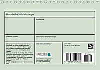 Historische Nutzfahrzeuge (Tischkalender 2019 DIN A5 quer) - Produktdetailbild 13