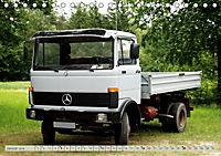 Historische Nutzfahrzeuge (Tischkalender 2019 DIN A5 quer) - Produktdetailbild 1