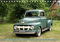 Historische Nutzfahrzeuge (Tischkalender 2019 DIN A5 quer) - Produktdetailbild 5