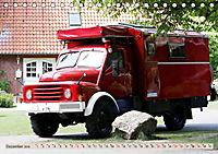 Historische Nutzfahrzeuge (Tischkalender 2019 DIN A5 quer) - Produktdetailbild 12