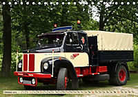 Historische Nutzfahrzeuge (Tischkalender 2019 DIN A5 quer) - Produktdetailbild 10