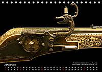 Historische Rüstungen und Waffen (Tischkalender 2019 DIN A5 quer) - Produktdetailbild 1