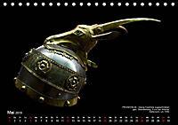 Historische Rüstungen und Waffen (Tischkalender 2019 DIN A5 quer) - Produktdetailbild 5