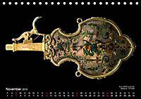 Historische Rüstungen und Waffen (Tischkalender 2019 DIN A5 quer) - Produktdetailbild 11