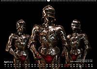 Historische Rüstungen und Waffen (Wandkalender 2019 DIN A2 quer) - Produktdetailbild 4