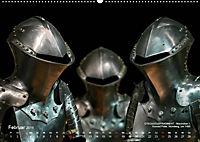 Historische Rüstungen und Waffen (Wandkalender 2019 DIN A2 quer) - Produktdetailbild 2