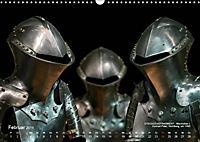 Historische Rüstungen und Waffen (Wandkalender 2019 DIN A3 quer) - Produktdetailbild 2