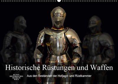 Historische Rüstungen und Waffen (Wandkalender 2019 DIN A2 quer), Alexander Bartek