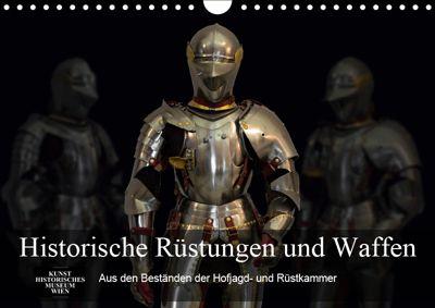 Historische Rüstungen und Waffen (Wandkalender 2019 DIN A4 quer), Alexander Bartek