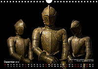 Historische Rüstungen und Waffen (Wandkalender 2019 DIN A4 quer) - Produktdetailbild 12