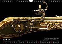 Historische Rüstungen und Waffen (Wandkalender 2019 DIN A4 quer) - Produktdetailbild 1