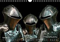 Historische Rüstungen und Waffen (Wandkalender 2019 DIN A4 quer) - Produktdetailbild 2