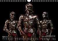 Historische Rüstungen und Waffen (Wandkalender 2019 DIN A4 quer) - Produktdetailbild 4