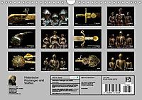 Historische Rüstungen und Waffen (Wandkalender 2019 DIN A4 quer) - Produktdetailbild 13