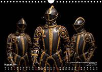 Historische Rüstungen und Waffen (Wandkalender 2019 DIN A4 quer) - Produktdetailbild 8