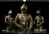 Historische Rüstungen und Waffen (Wandkalender 2019 DIN A4 quer) - Produktdetailbild 10