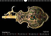 Historische Rüstungen und Waffen (Wandkalender 2019 DIN A4 quer) - Produktdetailbild 11