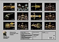 Historische Rüstungen und Waffen (Wandkalender 2019 DIN A2 quer) - Produktdetailbild 13
