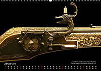 Historische Rüstungen und Waffen (Wandkalender 2019 DIN A2 quer) - Produktdetailbild 1
