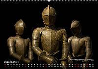 Historische Rüstungen und Waffen (Wandkalender 2019 DIN A2 quer) - Produktdetailbild 12