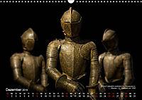 Historische Rüstungen und Waffen (Wandkalender 2019 DIN A3 quer) - Produktdetailbild 12