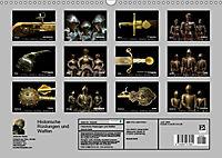 Historische Rüstungen und Waffen (Wandkalender 2019 DIN A3 quer) - Produktdetailbild 13