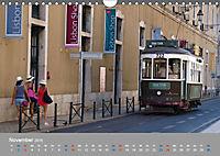 Historische Strassenbahnen in Lissabon (Wandkalender 2019 DIN A4 quer) - Produktdetailbild 11