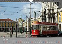 Historische Strassenbahnen in Lissabon (Wandkalender 2019 DIN A4 quer) - Produktdetailbild 6