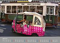 Historische Strassenbahnen in Lissabon (Wandkalender 2019 DIN A4 quer) - Produktdetailbild 7