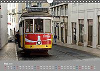 Historische Strassenbahnen in Lissabon (Wandkalender 2019 DIN A4 quer) - Produktdetailbild 5