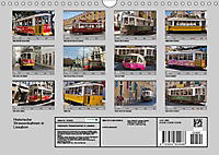 Historische Strassenbahnen in Lissabon (Wandkalender 2019 DIN A4 quer) - Produktdetailbild 13
