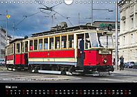 Historische Strassenbahnen in WienAT-Version (Wandkalender 2019 DIN A4 quer) - Produktdetailbild 5