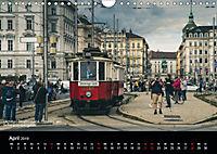 Historische Strassenbahnen in WienAT-Version (Wandkalender 2019 DIN A4 quer) - Produktdetailbild 4