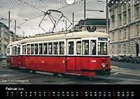 Historische Strassenbahnen in WienAT-Version (Wandkalender 2019 DIN A4 quer) - Produktdetailbild 2