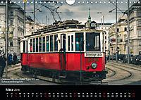 Historische Strassenbahnen in WienAT-Version (Wandkalender 2019 DIN A4 quer) - Produktdetailbild 3