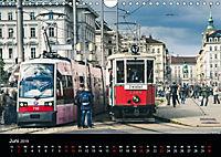 Historische Straßenbahnen in WienAT-Version (Wandkalender 2019 DIN A4 quer) - Produktdetailbild 6