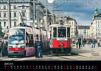 Historische Strassenbahnen in WienAT-Version (Wandkalender 2019 DIN A4 quer) - Produktdetailbild 6