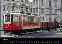 Historische Strassenbahnen in WienAT-Version (Wandkalender 2019 DIN A4 quer) - Produktdetailbild 7