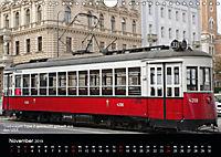Historische Straßenbahnen in WienAT-Version (Wandkalender 2019 DIN A4 quer) - Produktdetailbild 11