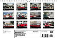 Historische Straßenbahnen in WienAT-Version (Wandkalender 2019 DIN A4 quer) - Produktdetailbild 13