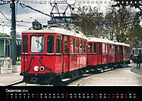 Historische Strassenbahnen in WienAT-Version (Wandkalender 2019 DIN A4 quer) - Produktdetailbild 12