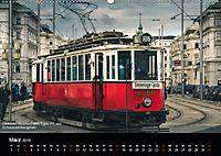 Historische Straßenbahnen in WienAT-Version (Wandkalender 2019 DIN A2 quer) - Produktdetailbild 3