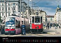 Historische Straßenbahnen in WienAT-Version (Wandkalender 2019 DIN A2 quer) - Produktdetailbild 6