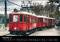 Historische Straßenbahnen in WienAT-Version (Wandkalender 2019 DIN A2 quer) - Produktdetailbild 12