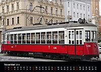 Historische Straßenbahnen in WienAT-Version (Wandkalender 2019 DIN A2 quer) - Produktdetailbild 11