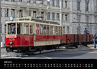 Historische Straßenbahnen in WienAT-Version (Wandkalender 2019 DIN A2 quer) - Produktdetailbild 7