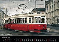 Historische Straßenbahnen in WienAT-Version (Wandkalender 2019 DIN A2 quer) - Produktdetailbild 2