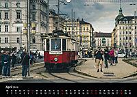 Historische Straßenbahnen in WienAT-Version (Wandkalender 2019 DIN A2 quer) - Produktdetailbild 4