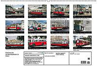 Historische Straßenbahnen in WienAT-Version (Wandkalender 2019 DIN A2 quer) - Produktdetailbild 13